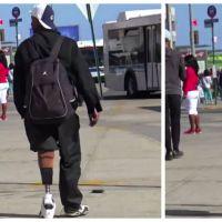 Expérience sociale : un homme trouve un portefeuilles dans la rue, ce qu'il fait avec est surprenant