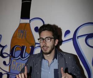 Kemar à la soirée d'ouverture du bar Signature by Grants à Paris, le 26 mai 2015