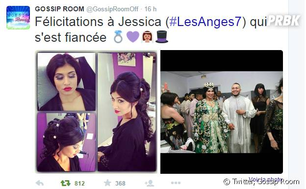 Jessica Les Anges 7
