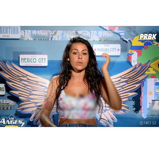 Les Anges 7 : Shanna tacle Jessica dans l'épisode 63 diffusé le 2 juin 2015, sur NRJ 12