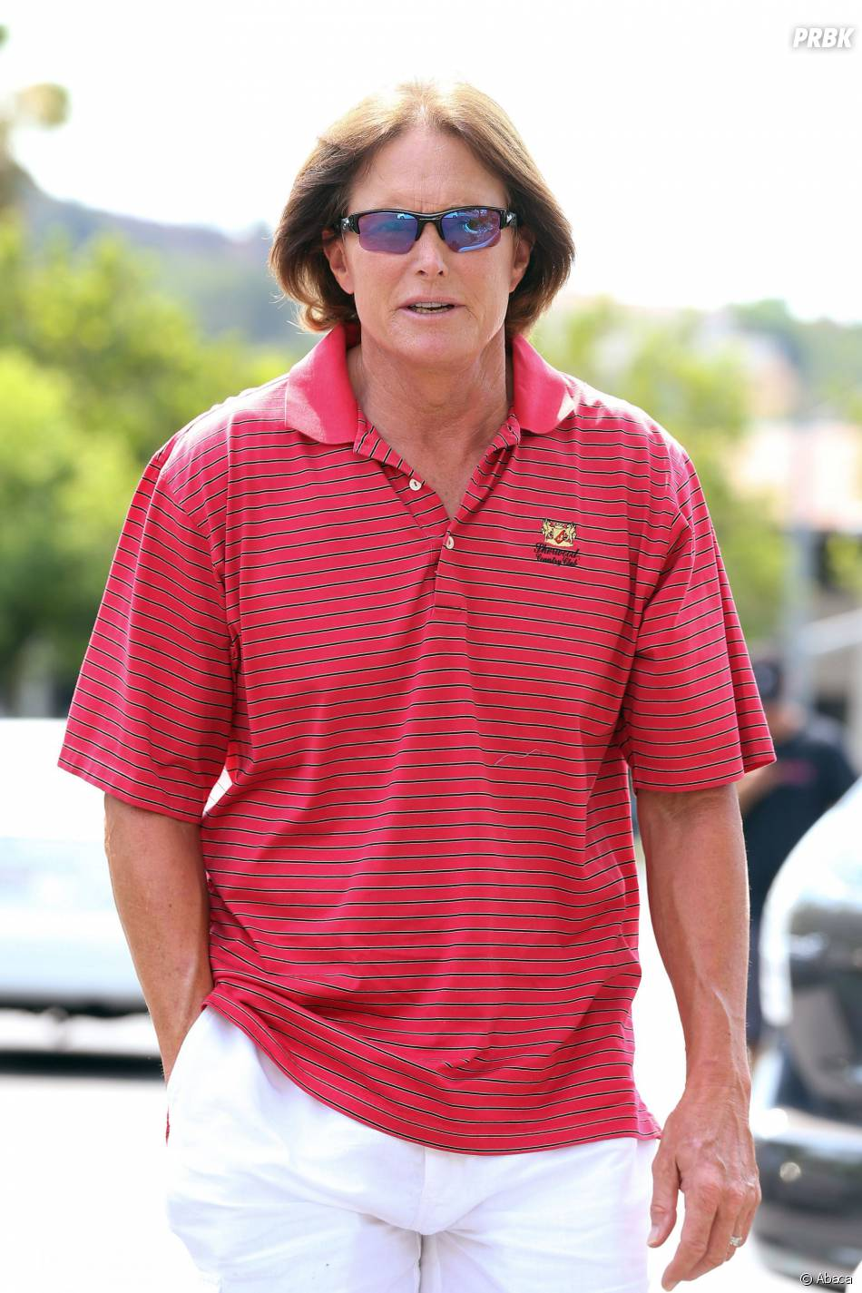 Bruce Jenner avant sa transformation en femme