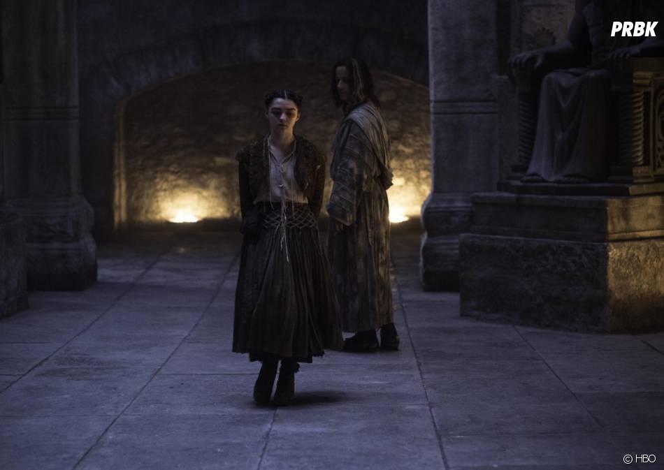 Game of Thrones saison 5 : Arya prête à se venger