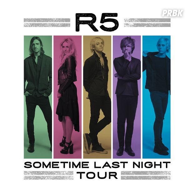 R5 : le groupe américain sera en concert à Marseille le 16 septembre 2015 et à Paris le 26 septembre 2015