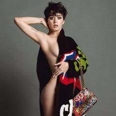 Katy Perry nue et sexy : son photoshoot pour Moschino