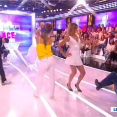 Laetitia Milot et Caroline Ithurbide : battle de danse sexy dans TPMP