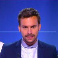 "Bertrand Chameroy ""jaloux"" de Camille Combal : ""Vote de merde !"""