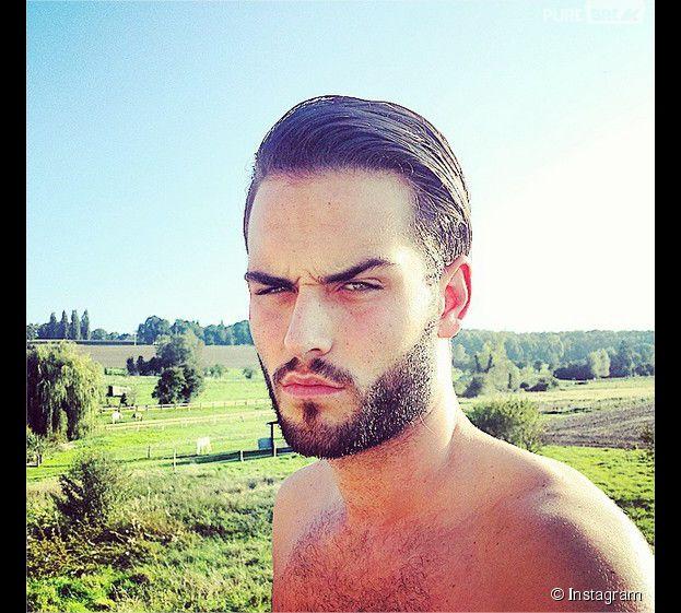 Les Princes de l'amour 3 : Nicolas Lozina, ex Mister Belgium et candidat sexy de l'émission sur NRJ12 ?