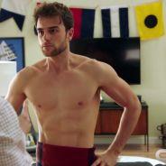 Nathaniel Buzolic (The Vampire Diaries) : nu et sexy dans la bande-annonce de sa nouvelle série