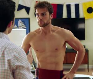 Significant Mother : Nathaniel Buzolic (The Vampire Diaries) se dévoile dans le teaser