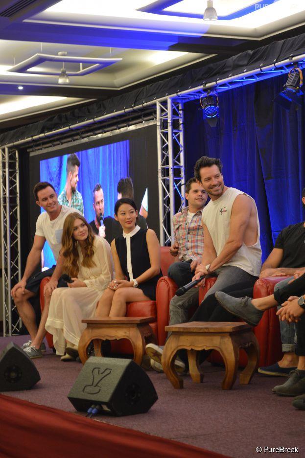 Teen Wolf : les stars de la série à la convention Team Wolf 2 le 4 juillet 2015 à Paris