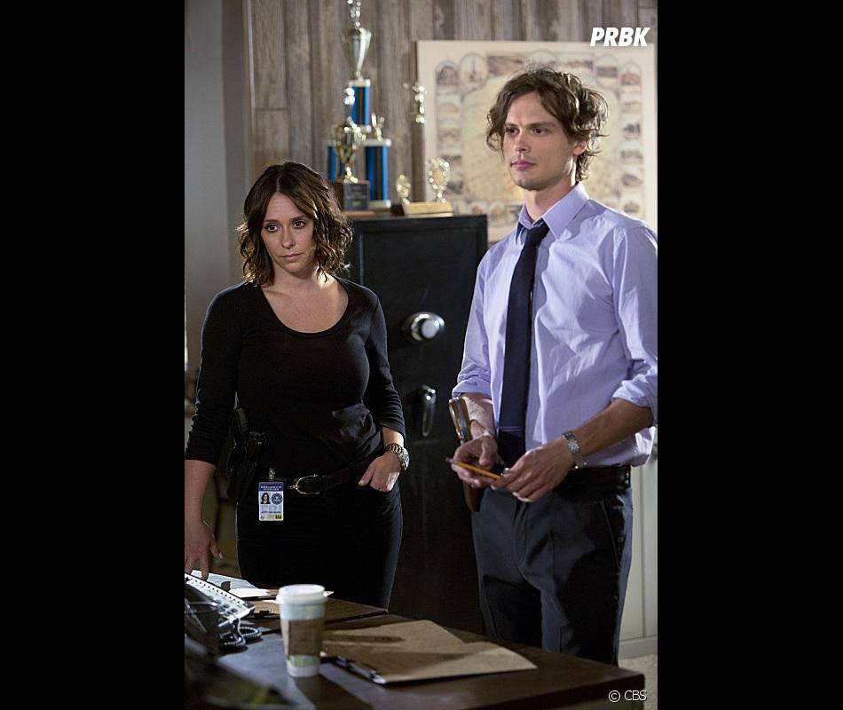 Esprits Criminels saison 10 : Kate va confier son secret à Reid