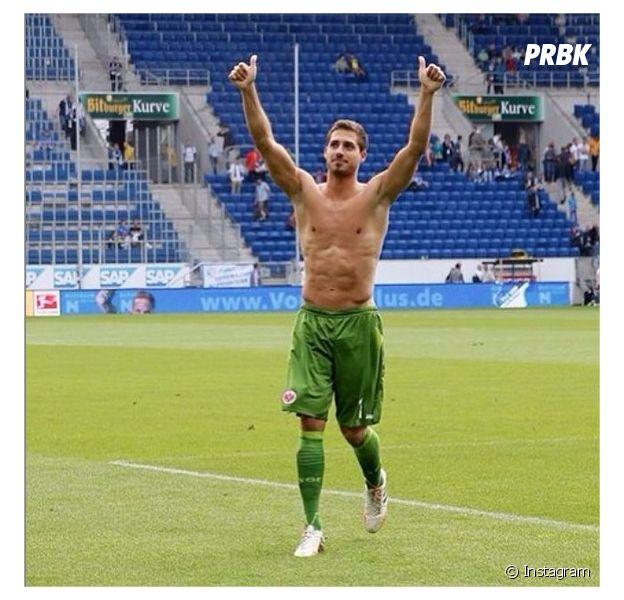 Kevin Trapp : footballeur sexy et nouvelle recrue du PSG dès juillet 2015