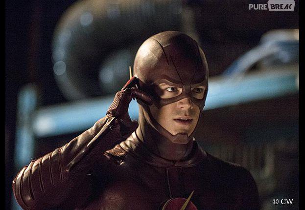 Grant Gustin (Flash) : 5 choses que vous ne saviez (peut-être) pas sur l'acteur