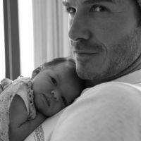 David Beckham : son message adorable pour les 4 ans de sa fille Harper