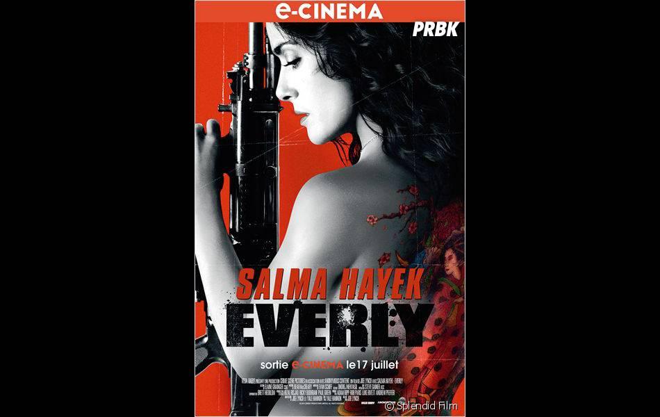Everly : Salma Hayek à l'affiche
