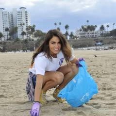 Nikki Reed : la femme de Ian Somerhalder nettoie une plage pour la bonne cause