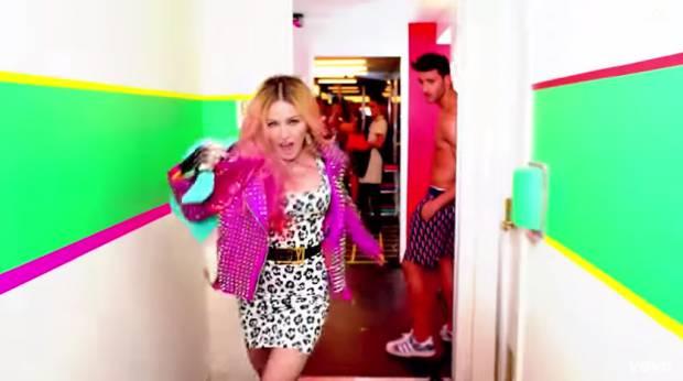 Secret Story 9 : Kevin Sampaio star du clip de Madonna