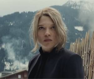 James Bond Spectre : Léa Seydoux dans la bande-annonce
