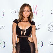 Jennifer Lopez décolletée et ultra sexy pour ses 46 ans : Kim Kardashian impressionnée sur Instagram