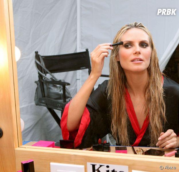Une jeune mariée poursuivit par son mari à cause... de son maquillage