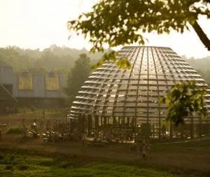 Divergente 2 : la ferme des Fraternels, un décor entièrement construit pour le film