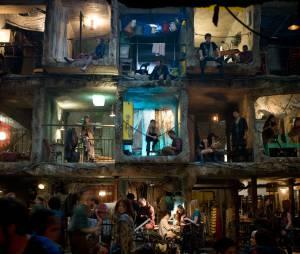 Divergente 2 : des décors construits pour le tournage