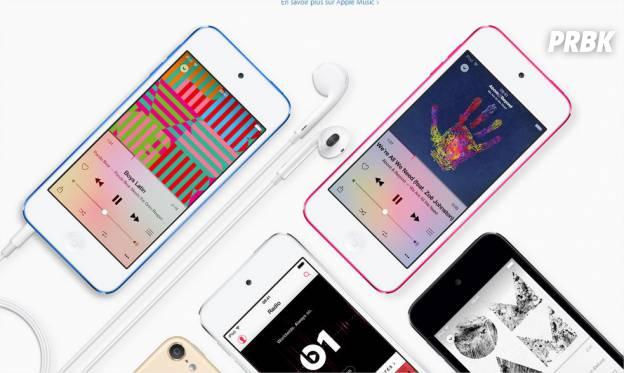 iPod Touch 6 : on a testé le nouveau gadget d'Apple