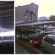 Hallucinant : un homme tombe de 17 étages et en réchappe quasiment indemne !