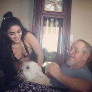 Vanessa Hudgens : son père atteint d'un cancer, elle demande le soutien de ses fans