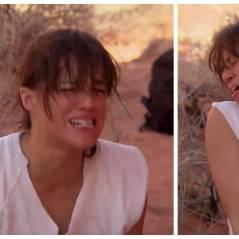 Michelle Rodriguez : l'actrice mange une souris cuite... dans l'urine !