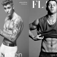 Justin Bieber : Nick Jonas le tacle à cause de ses photos sexy