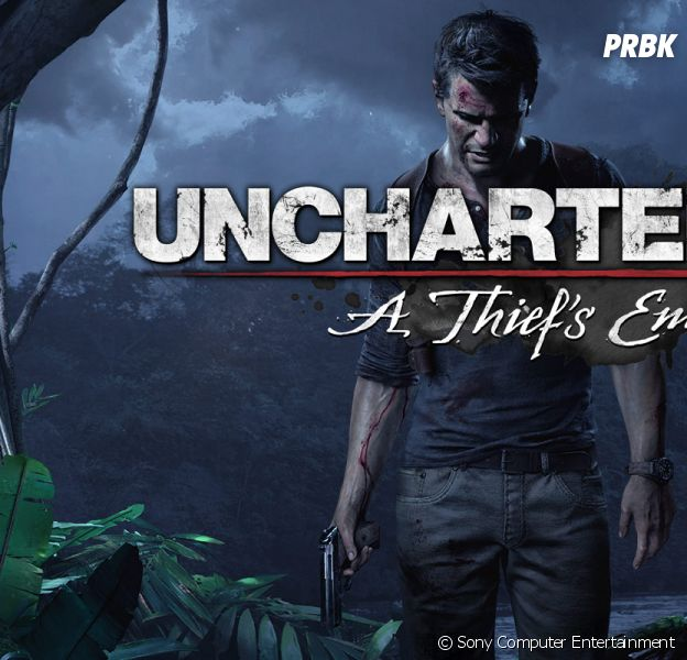 Uncharted 4 sort le 18 mars 2016 sur PS4