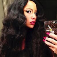 Amber Rose (vraiment) méconnaissable : cheveux longs et perruque pour une soirée