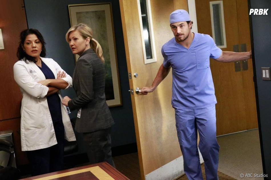 Grey's Anatomy saison 12, épisode 1 : Giacomo Gianniotti, le nouvel interne sexy de l'hôpital