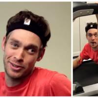 Ce YouTubeur handicapé se moque des 'tutos musculation' et c'est à mourir de rire