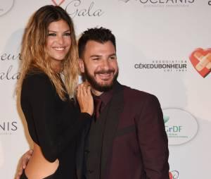 Isabelle Funaro sexy au dans les bras de Michael Younau gala Par Coeur, le 24 septembre 2015