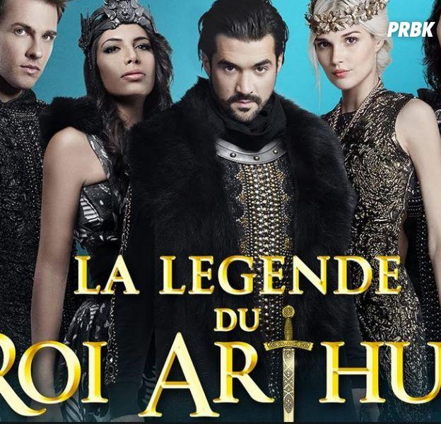 La Légende du Roi Arthur, une comédie musicale envoûtante
