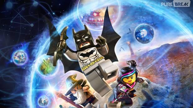 LEGO : Dimensions sort le 29 septembre 2015