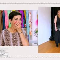 """Cristina Cordula (Les Reines du Shopping) outrée : """"C'est IN-TER-DIT une robe comme ça !"""""""