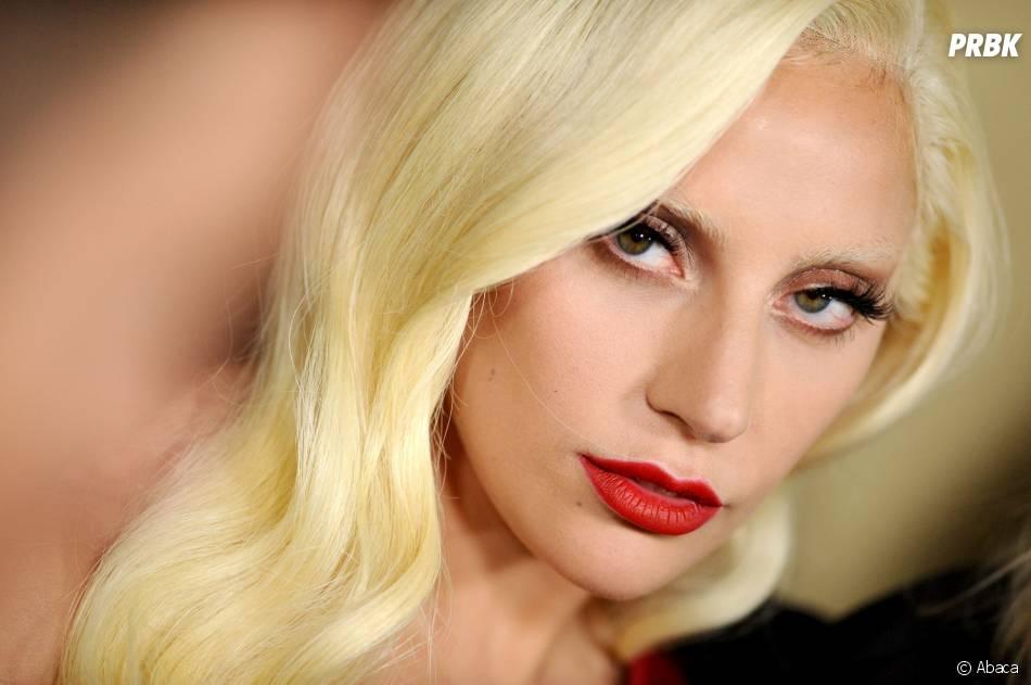 Lady Gaga à l'avant-première de American Horror Story : Hotel à Los Angeles le 3 octobre 2015