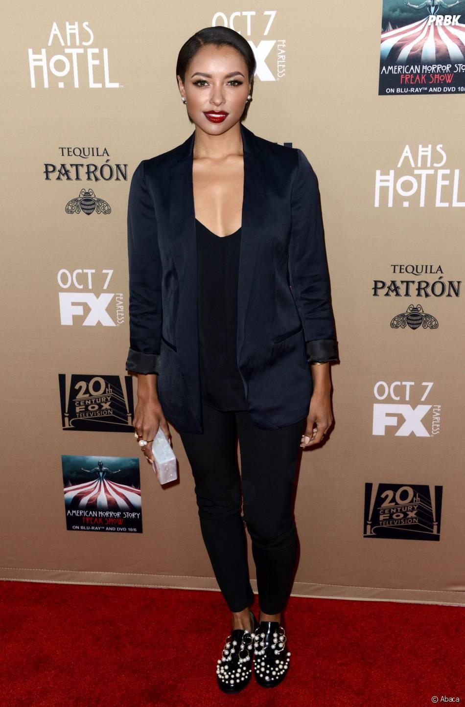 Kat Graham à l'avant-première de American Horror Story : Hotel à Los Angeles le 3 octobre 2015