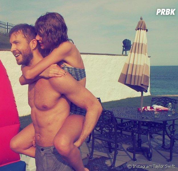 Taylor Swift et Calvin Harris : après les câlins sur Instagram, la rupture ?