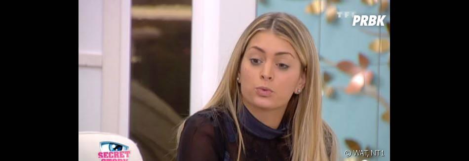 Secret Story 9 : Mélanie ne veut pas qu'on tente de la caser avec Loïc