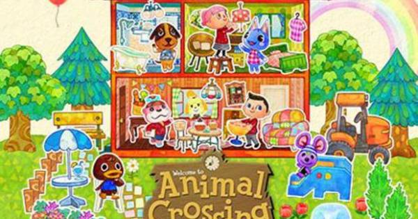 animal crossing happy home designer sur 3ds le d co du jeu vid o. Black Bedroom Furniture Sets. Home Design Ideas