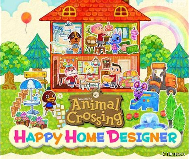 Happy Home Designer Sur 3DS : Le D&Co Du