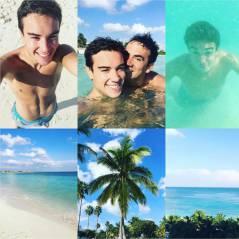 Alex Goude dévoile ses vacances de rêve avec son mari et son fils sur Instagram
