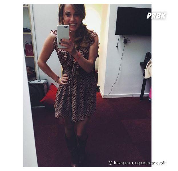 Capucine Anav : trahison d'un ami proche, elle balance sur Twitter