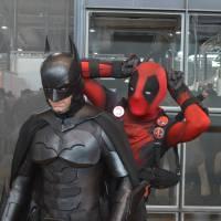 Comic Con Paris 2015 : cosplay, panels... ce qui attendait les visiteurs