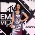 Charlie XCX aux MTV EMA 2015, le 25 octobre, à Milan