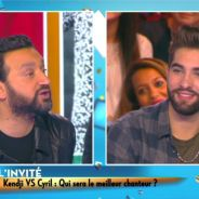 Cyril Hanouna VS Kendji Girac : battle de chant délirante dans TPMP